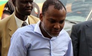 BIAFRA:Nnamdi Kanu Sent To Kuje Prison By Court Orders