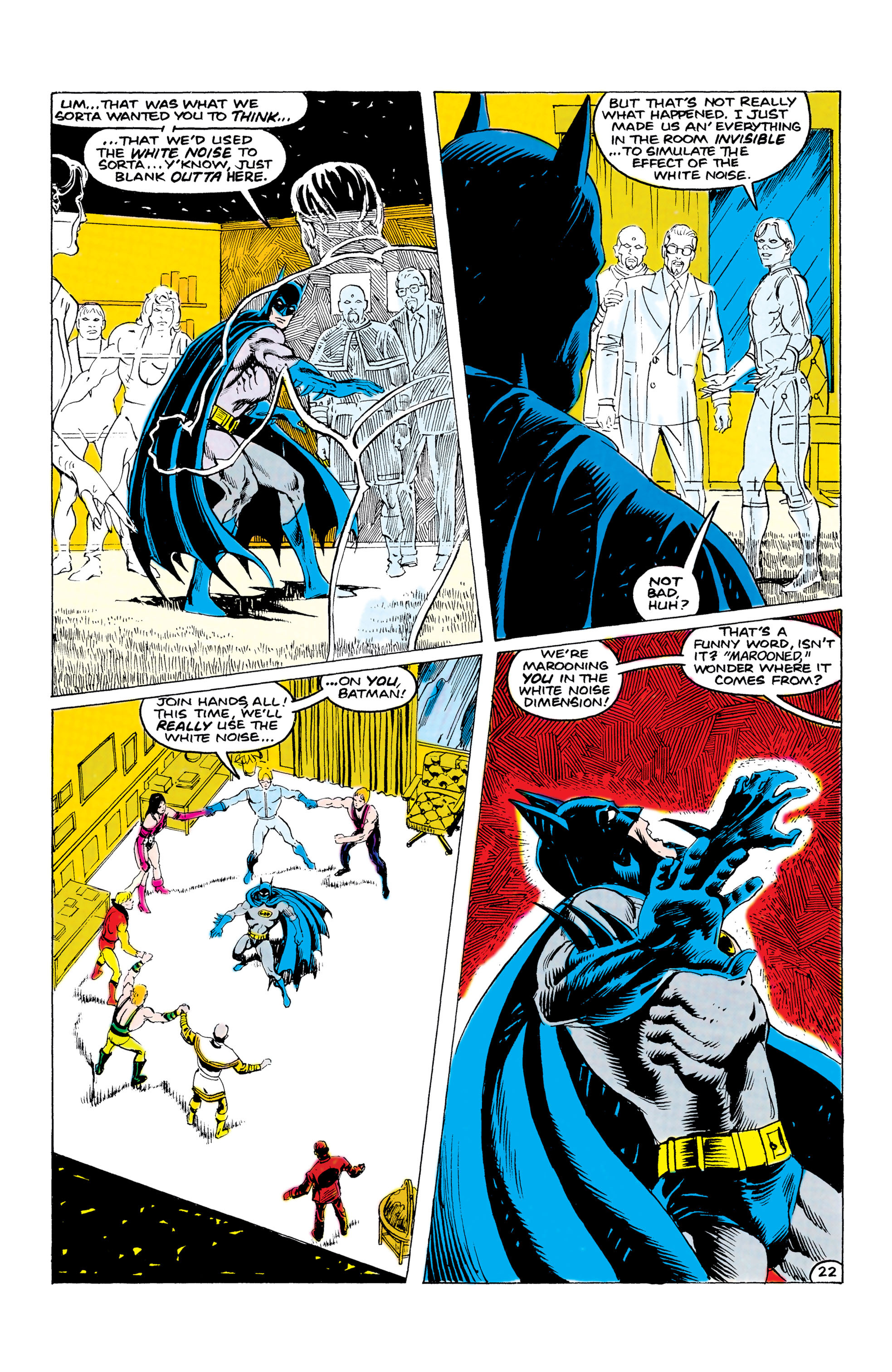 Read online World's Finest Comics comic -  Issue #312 - 23