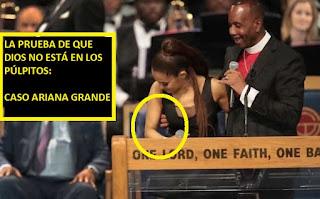 Dios no está en los púlpitos: Caso Ariana Grande y el control mental #Katecon2006