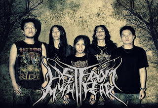 Last From Myth Fear band Death Metal Surabaya Foto Logo Wallpaper