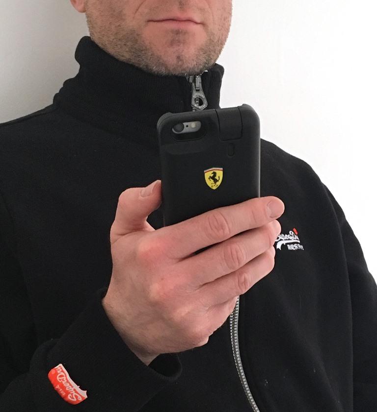 Beautyswot Ferrari Fragrance Iphone Case Gift Idea