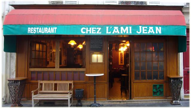 Restaurante Chez L'Ami Jean em Paris