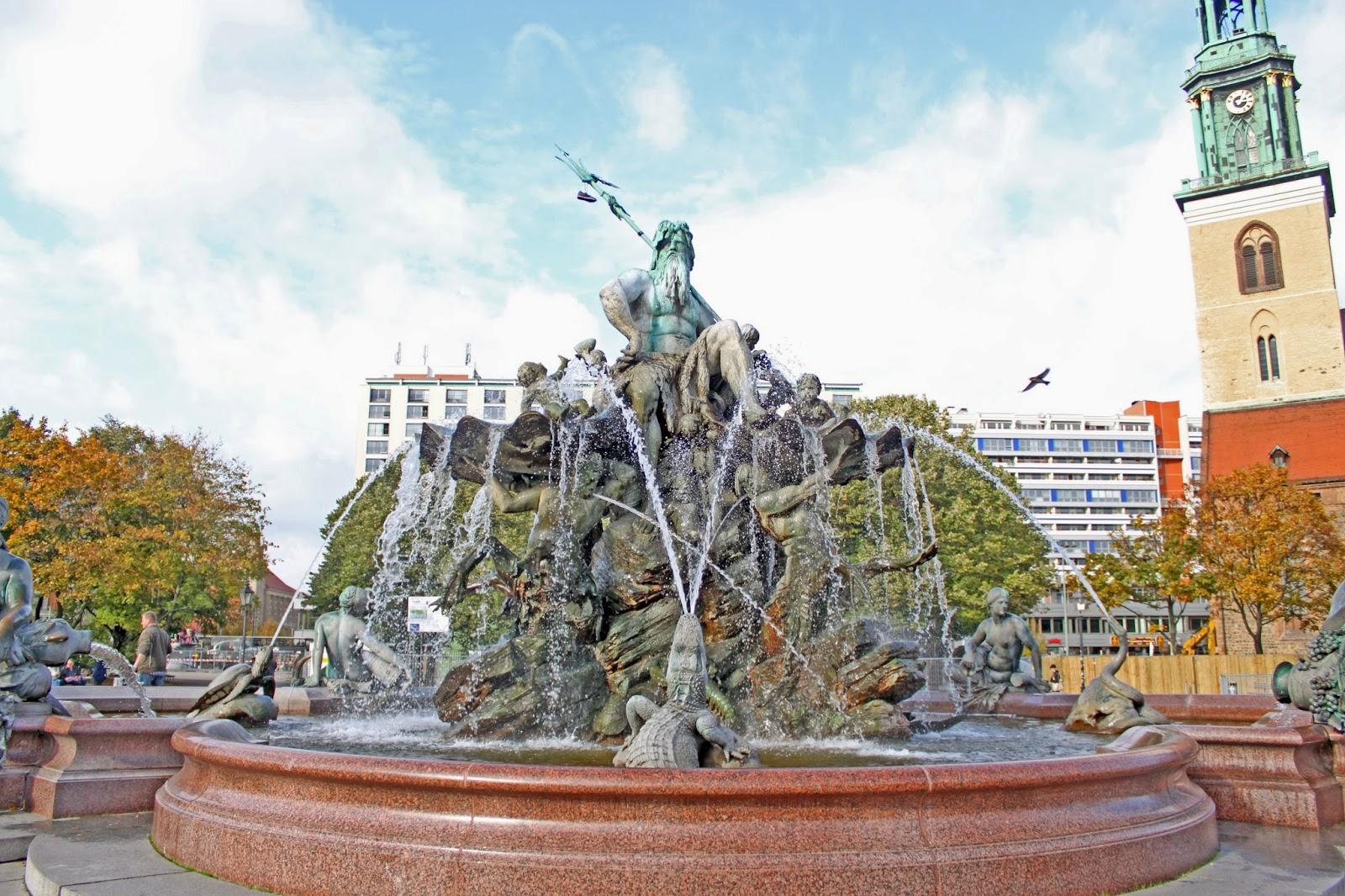 fontanna berlin