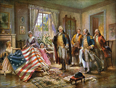The Birth of Old Glory