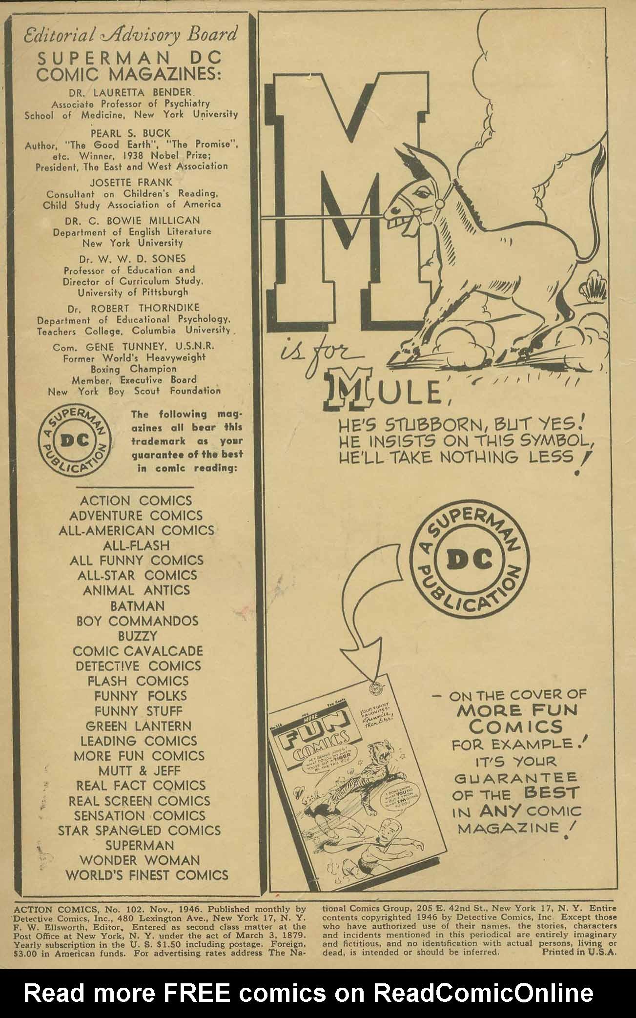 Action Comics (1938) 102 Page 51