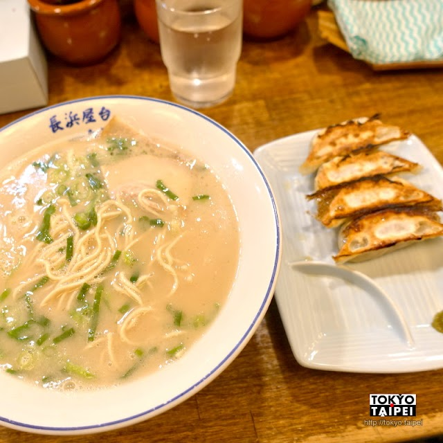 【一心亭】元祖長濱屋台拉麵 純粹豚骨熬出的好滋味