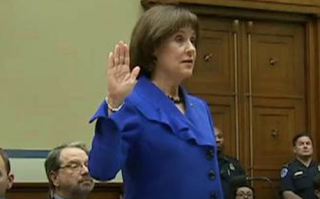 Podesta Friend at DOJ Led Cover-Up of IRS Scandal