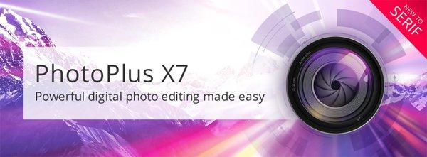 Serif PhotoPlus X7 v17.0.2.22