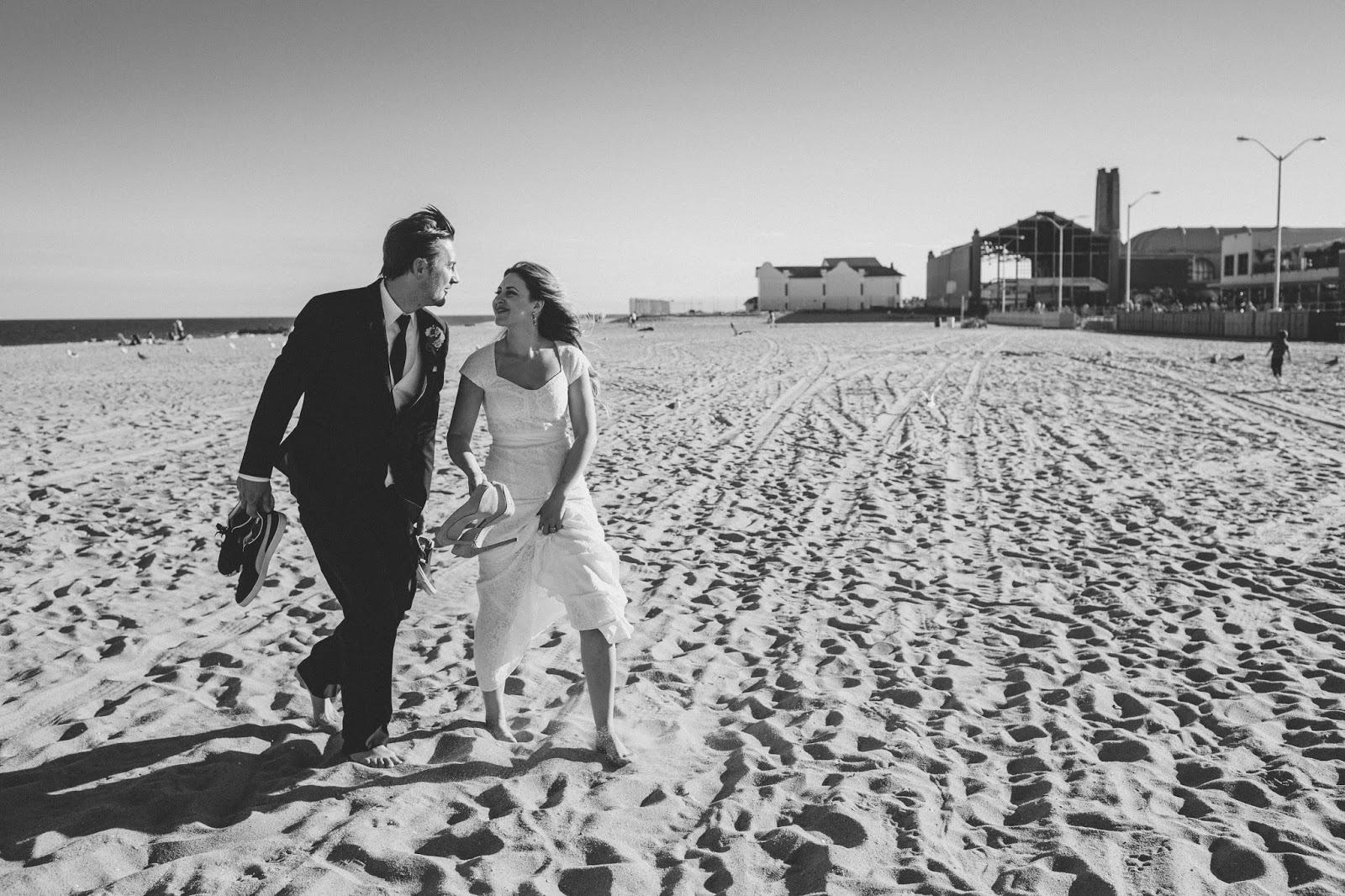 Asbury Park Wedding Photographer | blog.cassiecastellaw.com