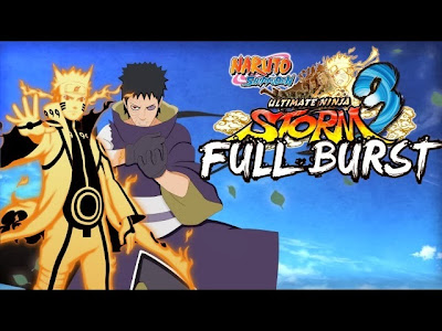 Free Download Naruto Shippuden Ultimate Ninja Storm 3 Full Burst for PC