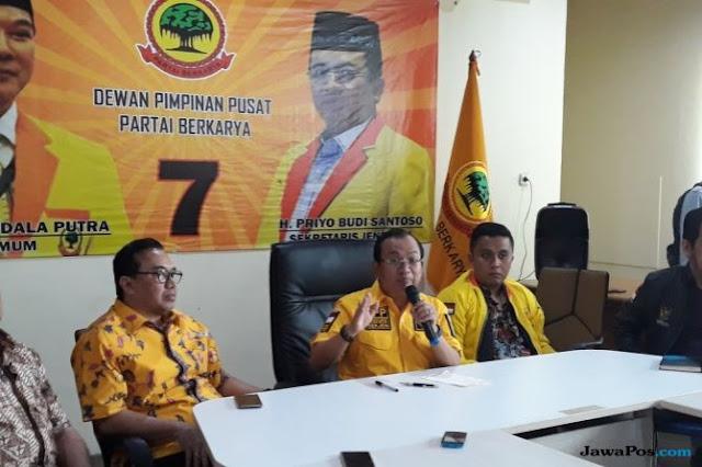Partainya Tommy Soeharto Lempar Sinyal Merapat ke Gerbong Prabowo