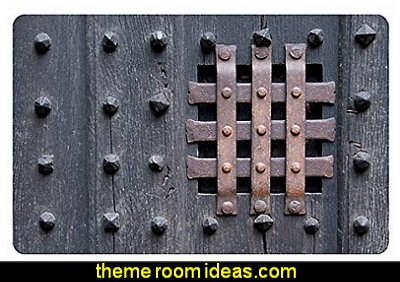Dungeon Mat  Halloween decorations - Halloween decorating props - Halloween theme - Halloween decorating ideas - Halloween decor - wall murals halloween haunted mansion - lifesize standing halloween figures - halloween bedding -