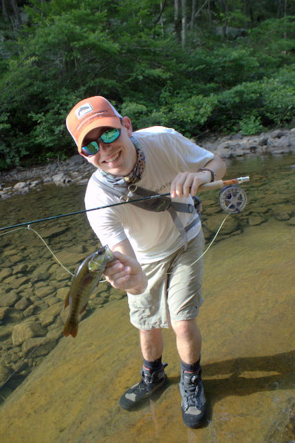 Cumberland Plateau smallmouth bass