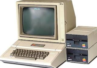 Apple II sejarah komputer