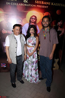 Shibani Kashyap Launches her Music Single led 24 Hours Irresponsible 040.JPG