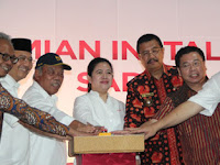 Wali Kota Medan Hadiri Peresmian IPLT Medan dan SPAM IKK Sergai
