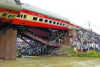 Rafiganj rail disaster