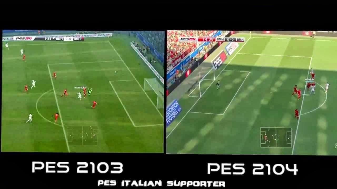 Konami Releases Recent Video Tutorial of PES 2014 - Tips Trick Pes
