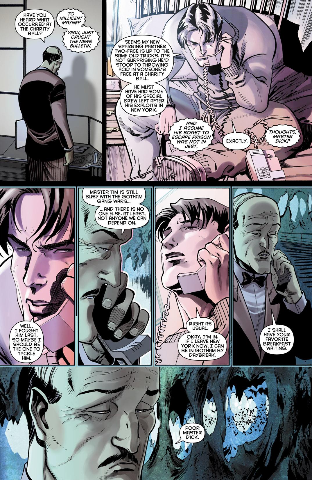 Detective Comics (1937) 851 Page 11