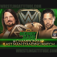 Early Odds For Sunday's WWE Money In The Bank PPV