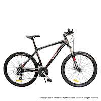 Sepeda Gunung Thrill Cleave Gent 1.0 26 Inci