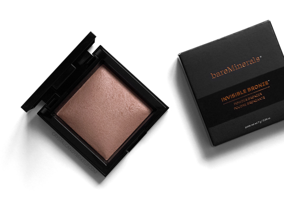 BareMinerals Invisible Bronze Bronzing Powder Tan Review