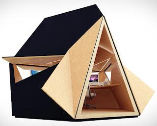 Diseño de espacio para oficina privada