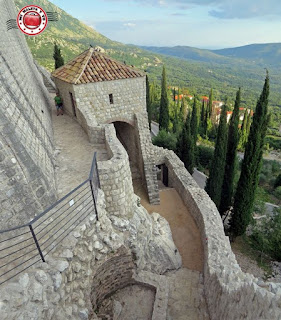 Sokol Grad, Croacia