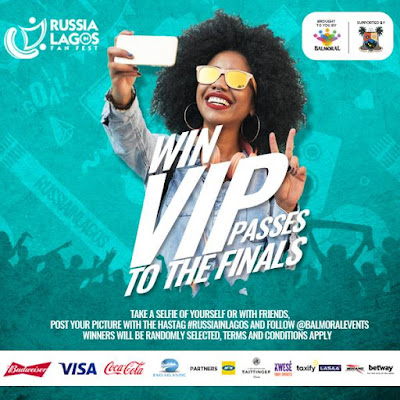 Lit Experience: Watch the finals at Russia in Lagos with a grand finale event?this Sunday