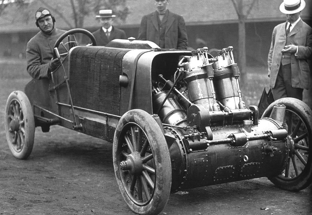 Vanderbilt Cup Race Cars