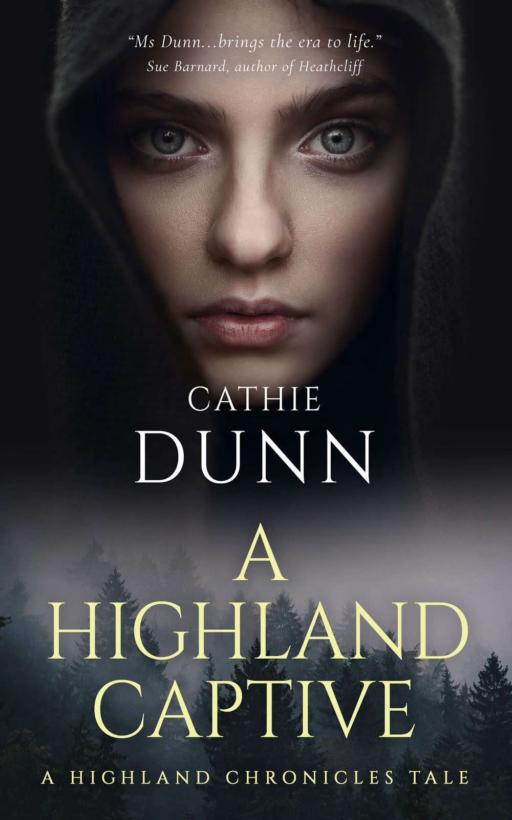 A Highland Captive – coming 03/03/19!