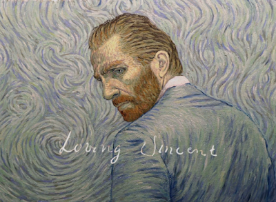 Presto nei cinema Italiani Loving Vincent
