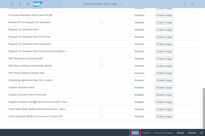SAP ABAP Central: Extending Fiori Apps in S/4HANA using the