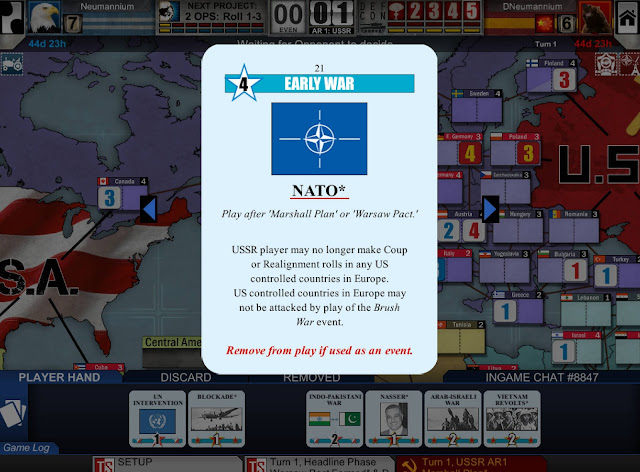 GMT Games on iPad