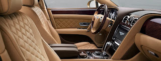 Bentley Flying Spur Entertainment