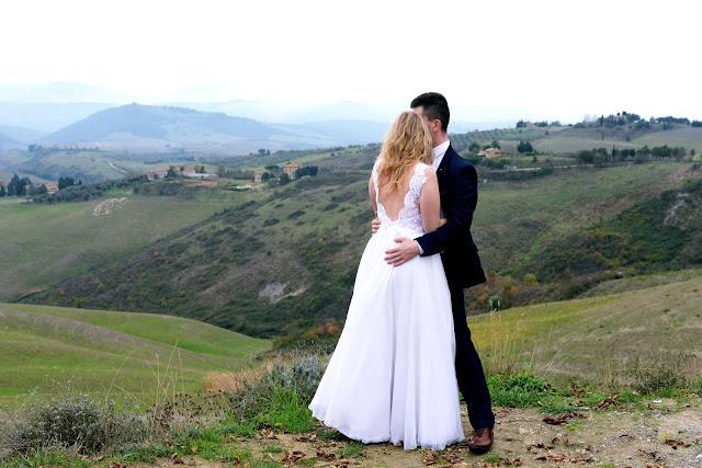 zdjęcia ślubne w Italii