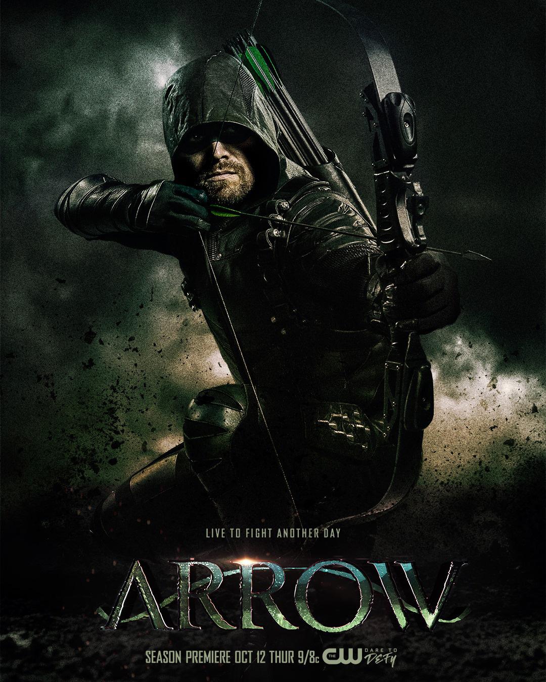 Arrow 2017: Season 6 - Full (1/23)