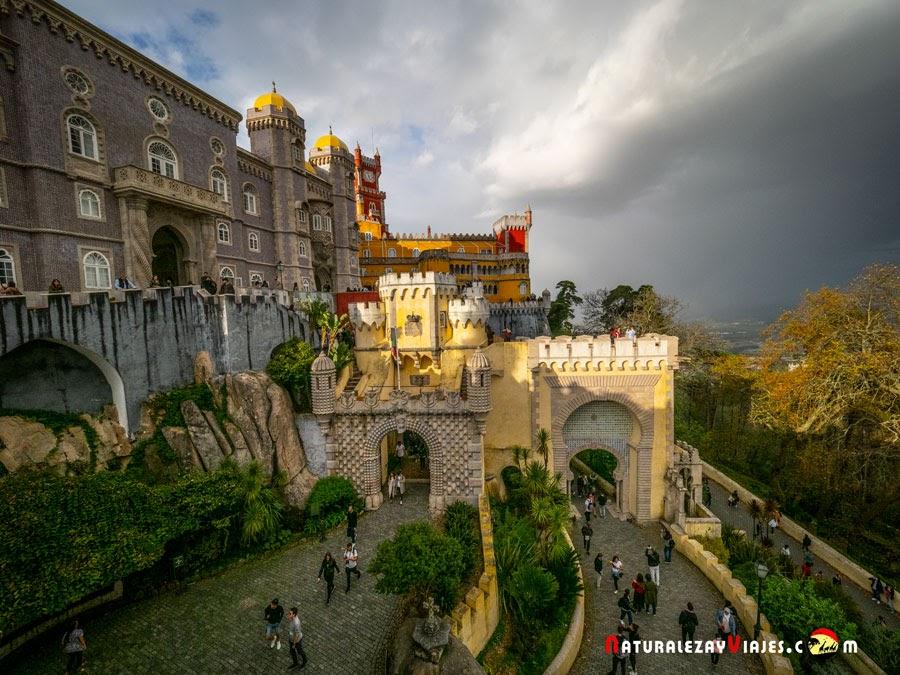 Palacio de la Pena, Sintra, Portugal