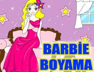 Barbi Boyama Oyunları Gazetesujin