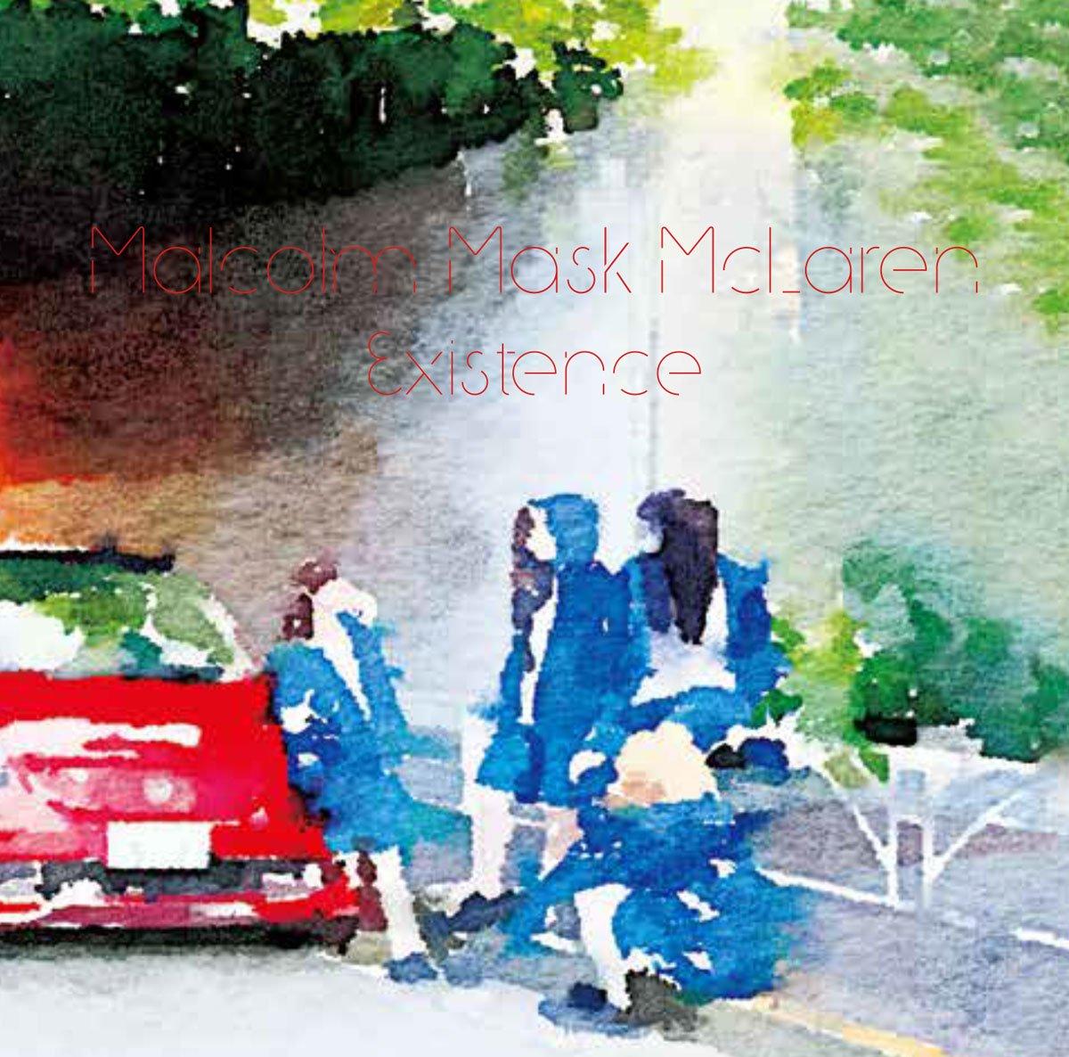 Underground Alternative Metal Idols Downloads Single Malcolm Mask Maclaren Existence