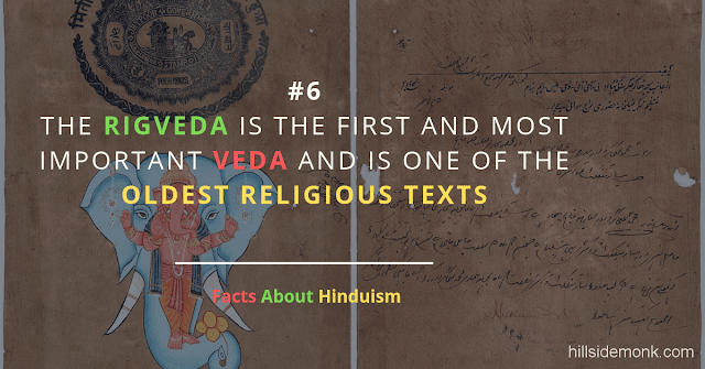 Fact About Hinduism 6 RIGVEDA