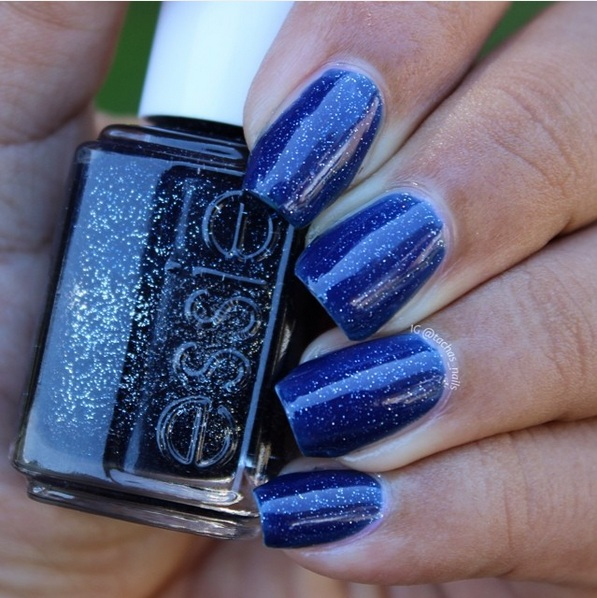 Essie Starry Starry Night (Original), photo by @tacha_nails