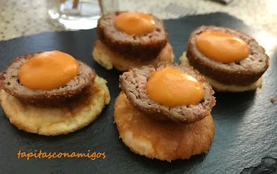 Blinis Con Albóndigas Recetas De Cocina