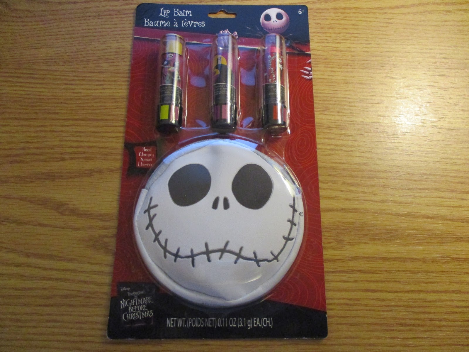 Missys Product Reviews : Disney\'s Tim Burton\'s The Nightmare Before ...