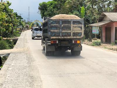 Pembangunan Ruas Jalan Pringsewu-Pardasuka Sudah 90%