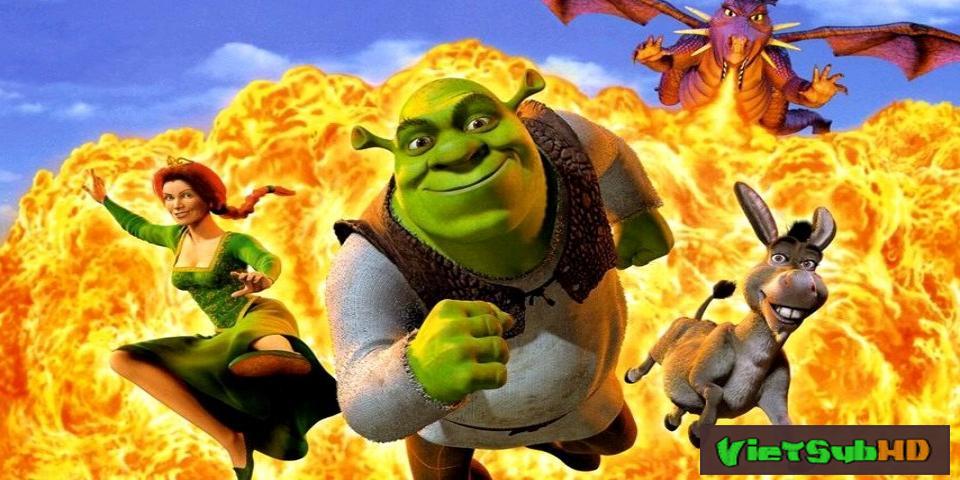 Phim Gã Chằn Tinh Tốt Bụng VietSub HD | Shrek 2001