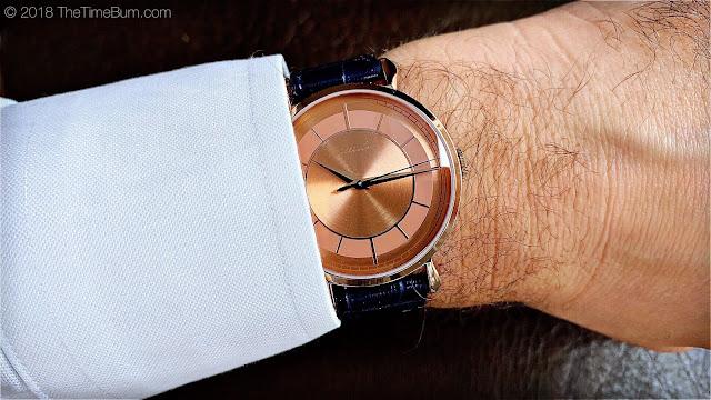 Millésime Merveilleux wrist shot