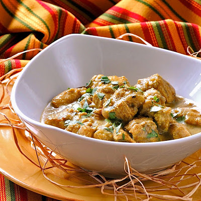 Chicken Curry-Indian style