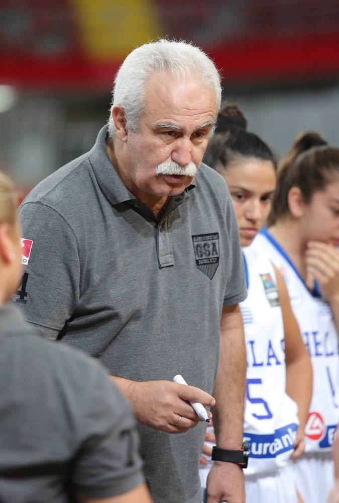 Προπόνηση με τον Τάκη Μπακογιώργο την Τετάρτη 3 Ιανουαρίου για τις κορασίδες από τη Θεσσαλονίκη-Ποιές αθλήτριες έχουν κληθεί