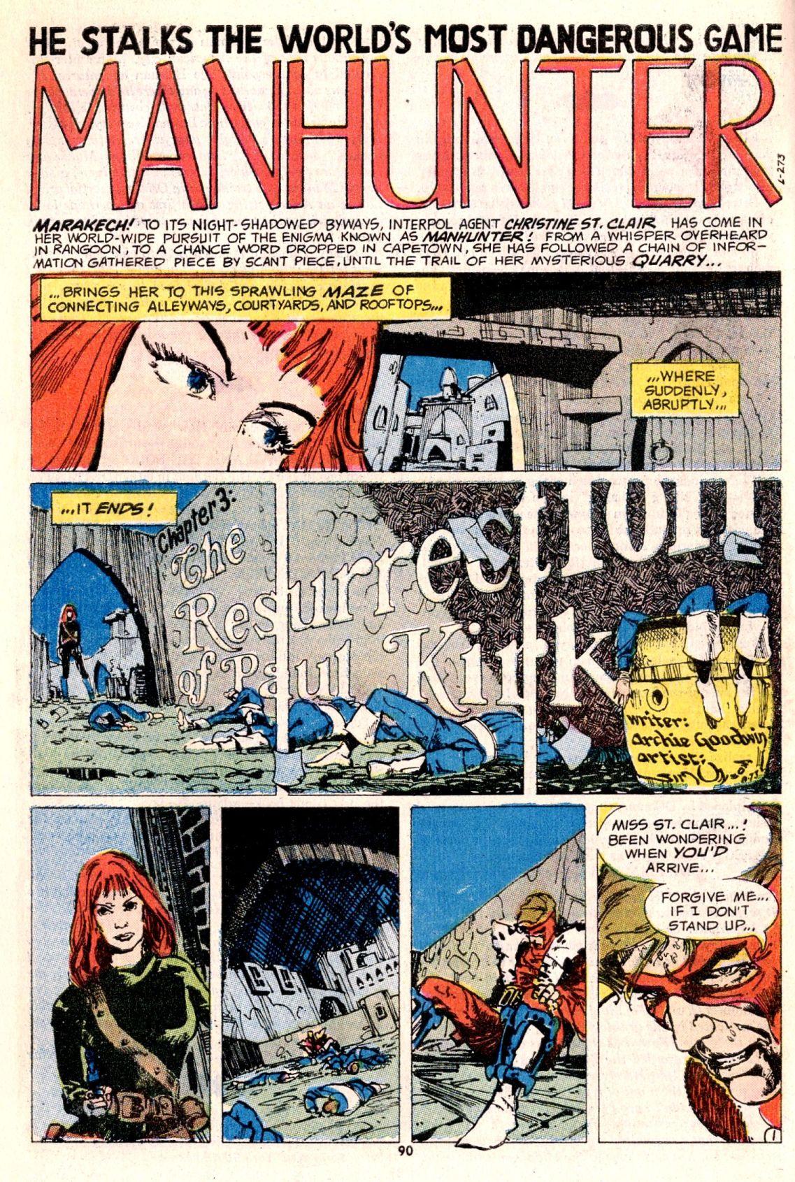 Detective Comics (1937) 439 Page 89